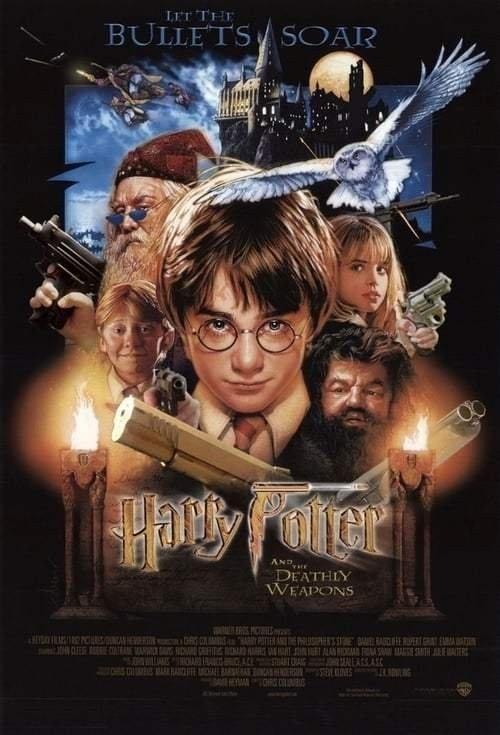 哈利波特:死神的火器(动作片)