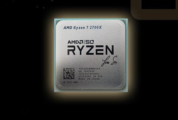 AMD 50周年神U、神卡第二波抢购!苏妈信仰加持
