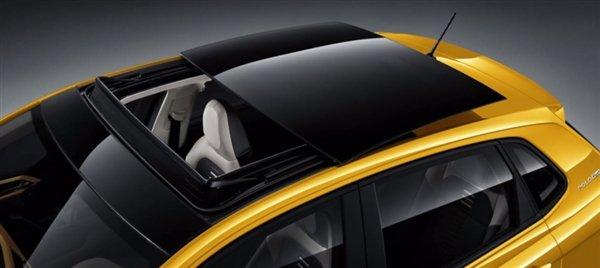 尺寸秒杀飞度 大众全新Polo Plus正式上市:配置全面升级