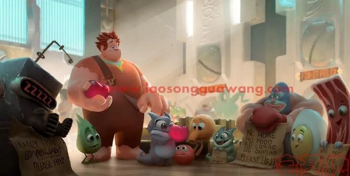 最新电影推荐「无敌破坏王」豆瓣影评:这真是一个三观尽毁的电玩世界!插图(3)
