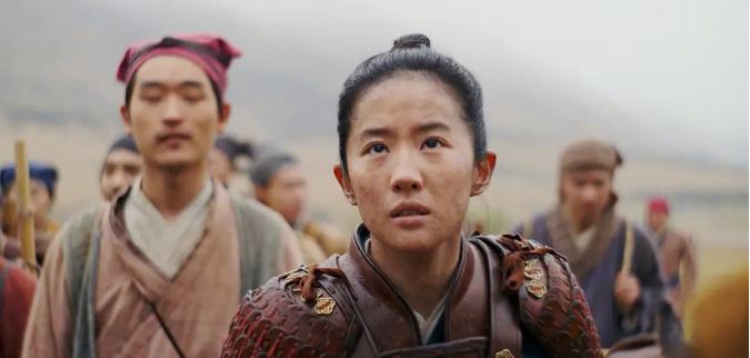 豆瓣评分惨不忍睹!刘亦菲的《花木兰》,只能取悦国外观众?