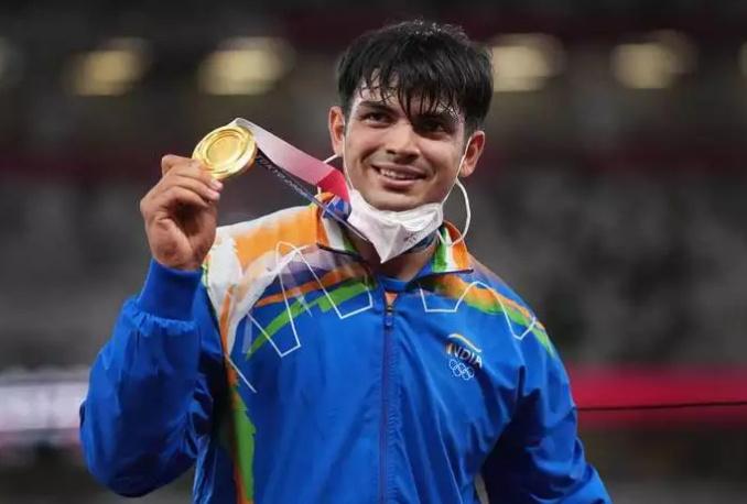 印度运动员拿下一枚奥运金牌:奖励超1亿卢比 还有公务员工作