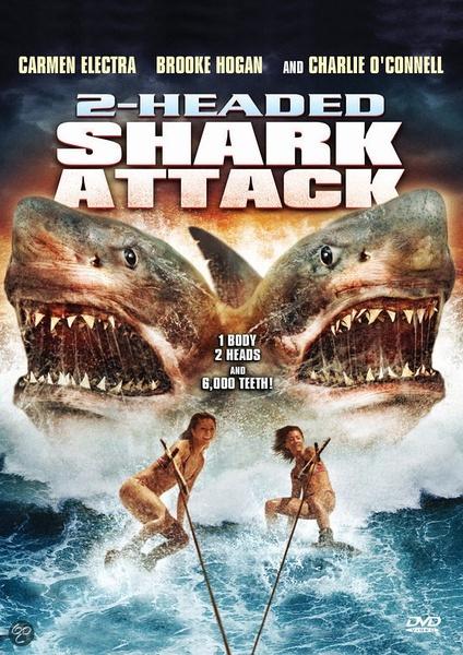 夺命双头鲨2-HeadedSharkAttack