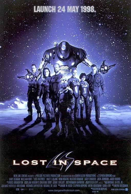 迷失太空1998