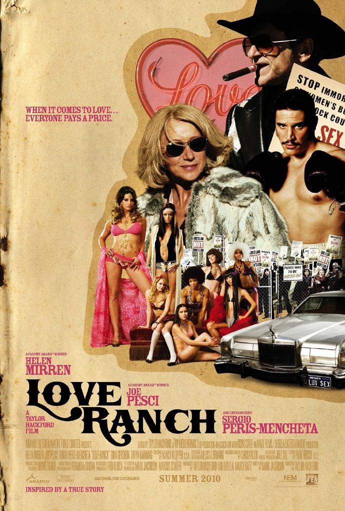 Love Ranch海報