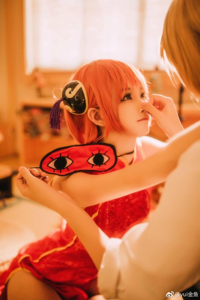 【cos正片】银魂冲神组 冲神一生推 cn:yui金鱼 cosplay-第6张