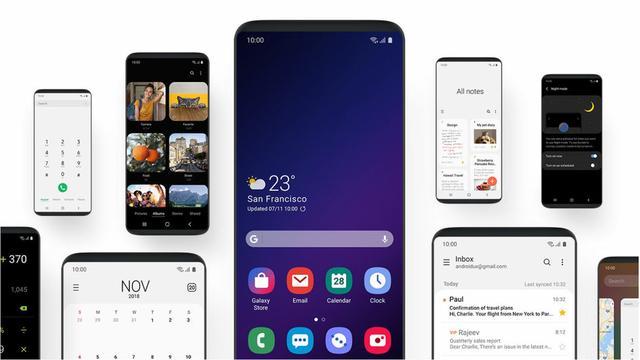 三星安卓P更新计划:S9_S9+_Note9 2月份升级