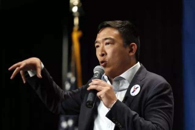 美国第一位华人总统?美国华裔总统竞选人杨安泽