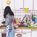 幸福单身女生的日常生活