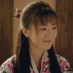 清纯妹子美丽笑容gif动态图片