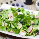 绿色健康低热量的蔬菜沙拉高清图集