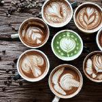 构思新颖的咖啡拉花提神醒脑超清图集
