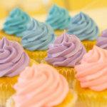 富有创意的精美杯子蛋糕精致摆拍图集
