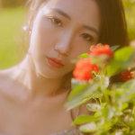 上海交通大学唯美校花高娟娟私房写真