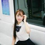 北京师范大学美女校花庞莉琪私拍写真