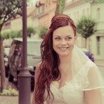 欧美婚纱新娘人体艺术摄影