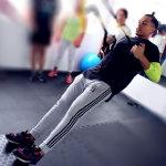 拉力运动健身人体艺术摄影