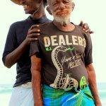 斯里兰卡老渔民人体艺术摄影