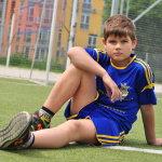 足球小将运动员人体艺术摄影