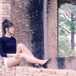 非主流美女个性人体艺术摄影