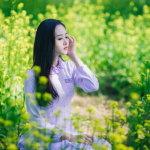 中国古典气质美女人体艺术摄影