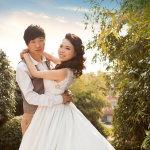 幸福旅拍婚纱人体艺术摄影