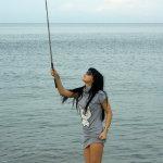 新疆美女水中自拍人体艺术摄影