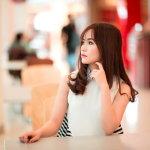 亚洲文艺范女生人体艺术摄影
