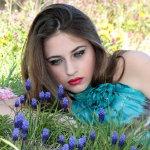 清新欧美美女人体艺术摄影