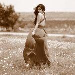 浪漫唯美美女写真人体艺术摄影