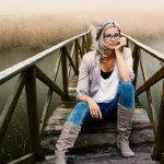 职业女性照个人写真人体艺术摄影
