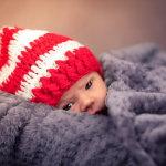 可爱小宝宝人体艺术摄影