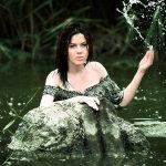 湿身美女写真人体艺术摄影