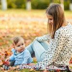 妈妈和宝宝唯美人体艺术摄影