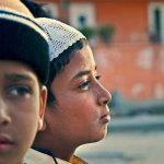 印第安男孩人体艺术摄影