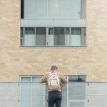 大学生男生人体艺术摄影