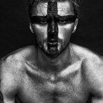外国型男模特人体艺术摄影