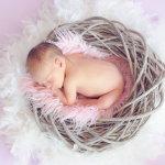 宝宝创意写真人体艺术摄影