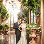 中国人婚纱人体艺术摄影