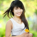亚洲清纯美女人体艺术摄影