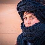 摩洛哥男子肖像人体艺术摄影