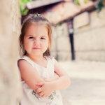 可爱萝莉萌娃人体艺术摄影
