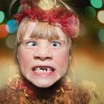 丑小孩人体艺术摄影