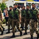 部队士兵人体艺术摄影