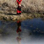 吉普赛女郎人体艺术摄影