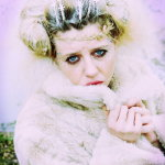 时装模特美女人体艺术摄影