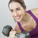 高清健身美女人体艺术摄影