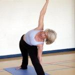 瑜伽入门动作人体艺术摄影