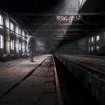 废弃仓库与滑板少年人体艺术摄影