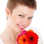 短发女生人体艺术摄影